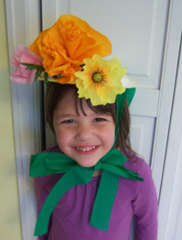 PAPER PLATE EASTER HATS\u2014EASTER PARADE! Fun Project for young 2-8 yr. old children.  sc 1 st  Health Tips & Paper Plate Easter Hats for Kids \u2014 Home and Health Tips