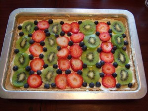Fruit Pizza A